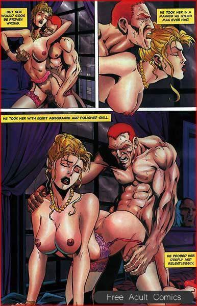 Секс демоны комиксы