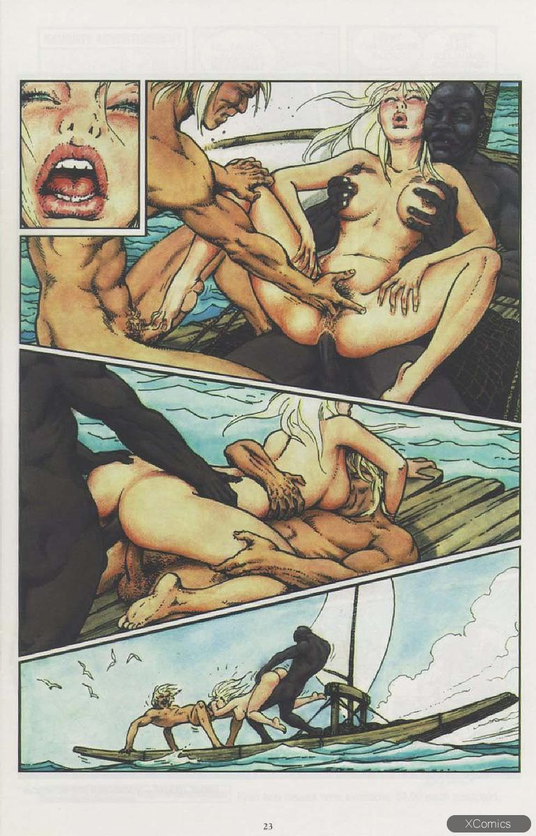 онлайн комиксы xxx смотреть