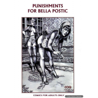 Erotic Comic - COQ - Punishments For Bella Postic