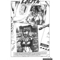 Erotic Comic - Belore - Lolita - Summer in Greece