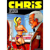 Erotic Comic - Chris - Jessica