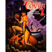 Erotic Comic - various Artists - Coven  02 - A Gallery Girls Book