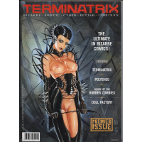 Erotic Comic - Terminatrix