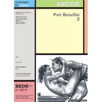Erotic Comic - di Marco  Angelo (Arcor) - Pot Bouille - Volume 2