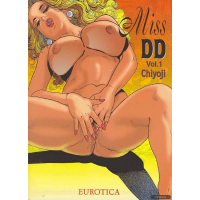 Erotic Comic - Chiyoji - Miss DD - Volume 01