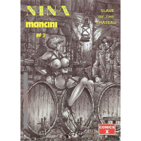 Erotic Comic - Mancini - Nina Volume 2