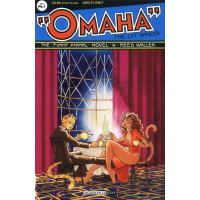 Erotic Comic - Waller  Reed - Omaha  The Cat Dancer  01