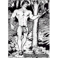 Erotic Comic - Tom of Finland - Tarzan 02