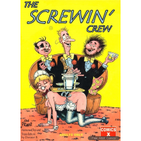 Erotic Comic - Pignar  Jean - The Screwin  Crew