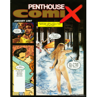 Erotic Comic - various Artists - Penthouse Comix  19