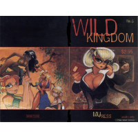Erotic Comic - various Artists - Wild Kingdom  06