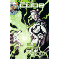 Erotic Comic - Fillion  Patrick - Guardians of the Cube 3