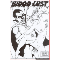 Erotic Comic - Yaro  Kono - Blood Lust