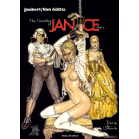 Erotic Comic - Gotha  Erich von - The Troubles of Janice 3