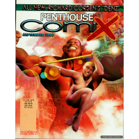 Erotic Comic - various Artists - Penthouse Comix  15