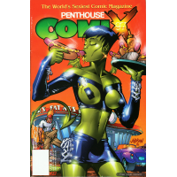 Erotic Comic - various Artists - Penthouse Comix  27