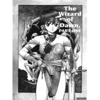 Erotic Comic - The Wizard of Dawn - Part 01