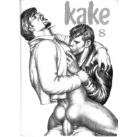 Erotic Comic - Tom of Finland - Kake 08