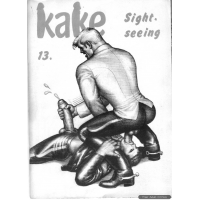 Erotic Comic - Tom of Finland - Kake 13