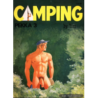 Erotic Comic - Tom of Finland - Camping