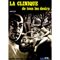 Erotic Comic - di Marco  Angelo (Arcor) - La Clinique De Tous Les Dsirs