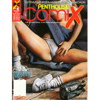 Erotic Comic - various Artists - Penthouse Comix  08