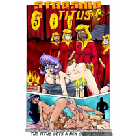 Erotic Comic - Starship Titus 05 - The Chosen One