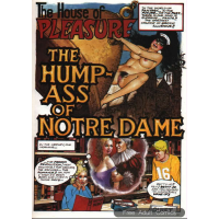 Erotic Comic - unknown Artist - The House of Pleasure - The Hump-Ass of Notre Dame