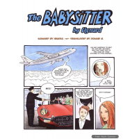 Erotic Comic - Lignard - The Babysitter