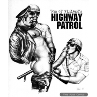 Erotic Comic - Tom of Finland - Highway Patrol