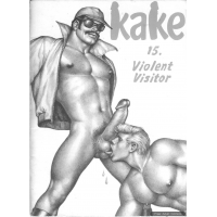 Erotic Comic - Tom of Finland - Kake 15