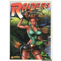 Erotic Comic - unknown Artist - Raiders of Last Ass