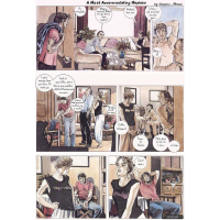 Erotic Comic - Altuna  Horacio - A Most Accommodating Nephew