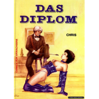 Erotic Comic - Chris - Das Diplom