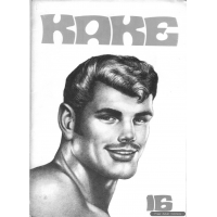 Erotic Comic - Tom of Finland - Kake 16