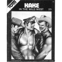 Erotic Comic - Tom of Finland - Kake 23