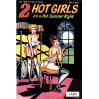 Erotic Comic - Wheterell - 2 Hot Girls - 03 - in a hot Summer Night