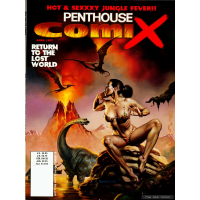 Erotic Comic - various Artists - Penthouse Comix  21