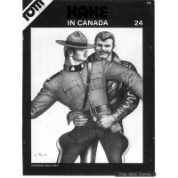Erotic Comic - Tom of Finland - Kake 24 - Kake in Canada