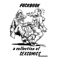 Erotic Comic - Crumb - Fuckbook - A collection of Sexcomics