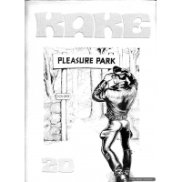 Erotic Comic - Tom of Finland - Kake 20