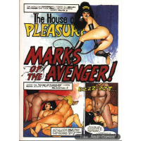 Erotic Comic - unknown Artist - The House of Pleasure - Marks of the Avenger