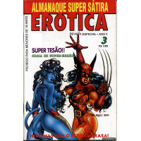 Erotic Comic - unknown Artist - Almanaque Super S tira Erotica - Volume 03