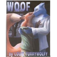 Erotic Comic - Louie Furrywolfy - Woof