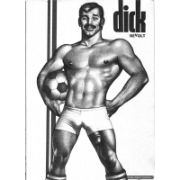 Erotic Comic - Tom of Finland - Dick