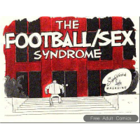 Erotic Comic - unknown Artist - The Football - Sex Syndrome