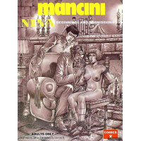 Erotic Comic - Mancini - Nina Volume 1