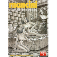 Erotic Comic - Mancini - The Mary Magdalene Boarding School - Volume 02