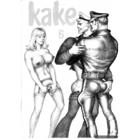 Erotic Comic - Tom of Finland - Kake 06