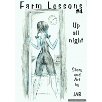 Erotic Comic - Jab - Farm Lesson  4 - Up all Night